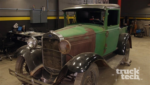 Truck Tech DVD (2017) Episode 13 - Ford Model A Truck Chassis