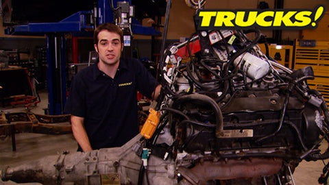"Trucks! DVD (2010) Episode 13 - ""Trucks! Shop Tour"""