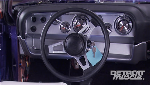 Detroit Muscle DVD (2015) Episode 20 - Resto-Mod Interior