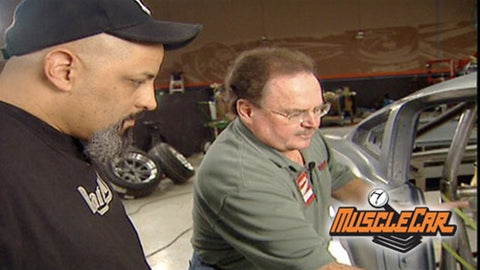 "MuscleCar DVD (2007) Episode 09 - ""Mustang Outlaw Road Racer"""