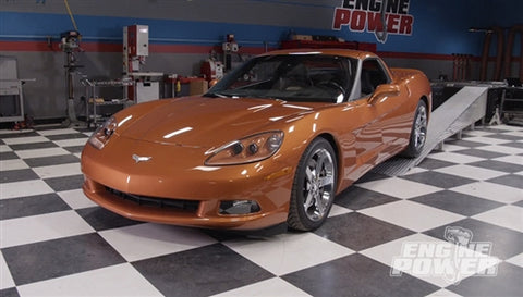Engine Power DVD (2017) Episode 5  - Atomic Blast Corvette