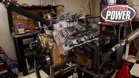 "HorsePower DVD (2012) Episode 13  - An Old ""Olds"" Repurposed for New Power"