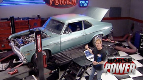 "HorsePower DVD (2007) Episode 12 - ""Nova on NOS"""