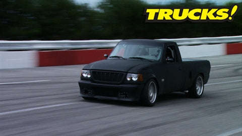 Trucks! DVD (2013) Episode 17 - Rolling Thunder Part 19 - At the Track
