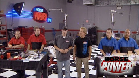 "HorsePower DVD (2007) Episode 17 - ""Scholastic Engine Builders Challenge"""