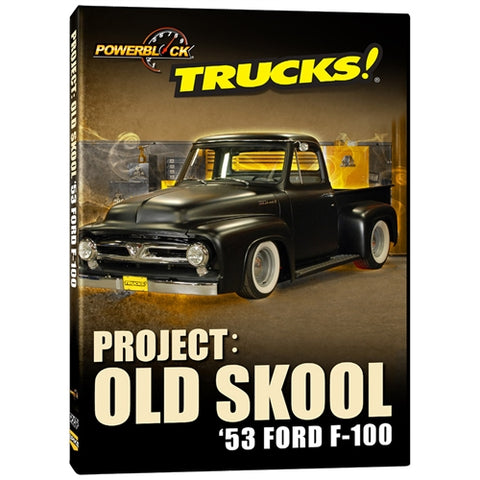 Trucks! Project: Old Skool (2-Disc Set)