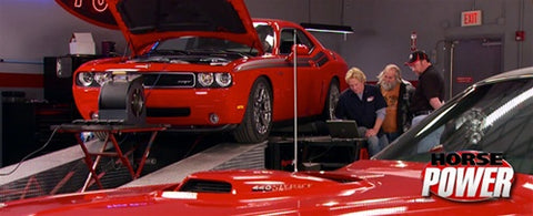 "HorsePower DVD (2010) Episode 02 - ""Twin Turbo Dodge Challenger"""