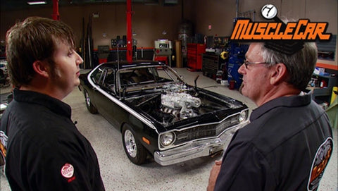 "MuscleCar DVD (2012) Episode 11 - ""Blown Hemi Shoehorn"""
