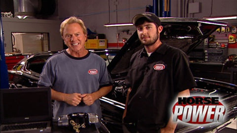 "HorsePower DVD (2007) Episode 18 - ""66 Charger Engine Mod"""