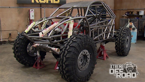 Xtreme Off-Road DVD (2014) Episode 12 - Rock Bouncer Rolling