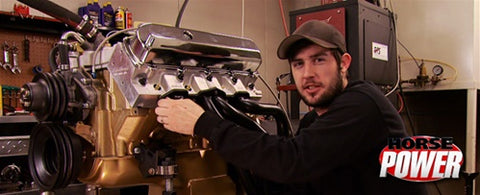 "HorsePower DVD (2009) Episode 08 - ""Olds 455 Dyno Results"""