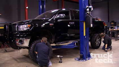 Truck Tech DVD (2014) Episode 1 - 4x4 Altitude
