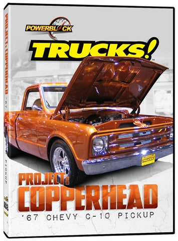 Trucks - Project Copperhead