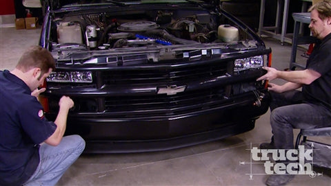 Truck Tech DVD (2014) Episode 8 - Sr. Silverado: Smoother Front & Rear