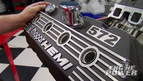 "Engine Power DVD (2014) Episode 12 - ""Happy Birthday Hemi"""