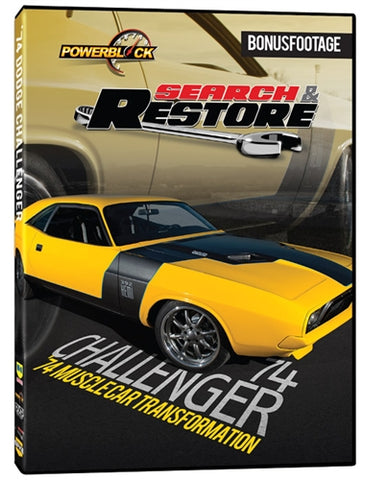 Search & Restore - Project '74 Challenger