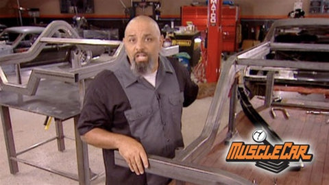 "MuscleCar DVD (2007) Episode 20 - ""Rear Suspension Options"""
