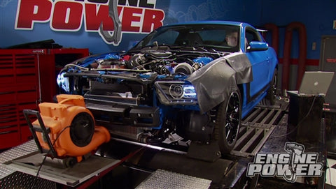 Engine Power DVD (2014) Episode 7 - Twin Turbo Coyote