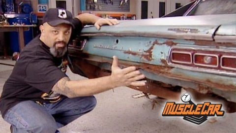 "MuscleCar DVD (2007) Episode 11 - ""Superbird, EPA Turn Coat"""