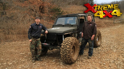 "Xtreme 4x4 DVD (2011) Episode 08 - ""Green Samurai Returns!"""