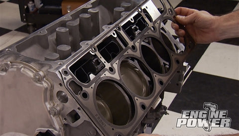 Engine Power DVD (2016) Episode 6 - Cadillac LSA 427 Stroker Part 2