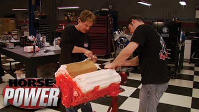 "HorsePower DVD (2008) Episode 10 - ""A Fine 409"""