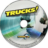 "Trucks! DVD (2010) Episode 05 - ""Rolling Thunder Part 3: Under Hood Details"""