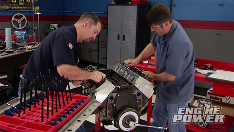 Engine Power DVD (2014) Episode 17 - Stealth Crate 427: Heads or Tales?