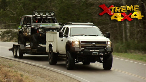 Xtreme 4x4 DVD (2012) Episode 12 - Chase Truck Part II