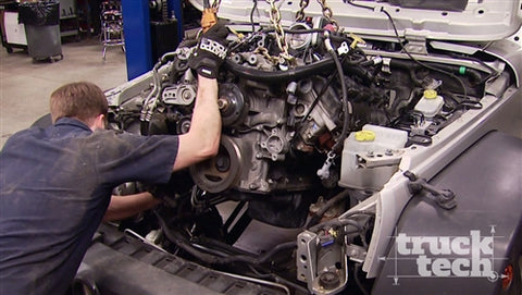 Truck Tech DVD (2014) Episode 14 - Hemi JK: V6 to V8 Swap