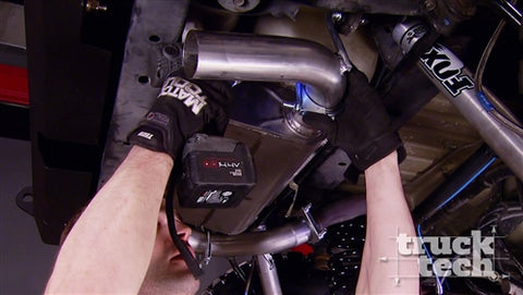 Truck Tech DVD (2015) Episode 12 - Wrangler Re-do: Performance