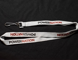 PowerNation Lanyard