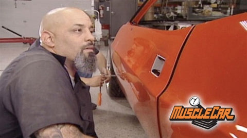 "MuscleCar DVD (2007) Episode 18 - ""Project Over Kill Paint and Reassembly"""