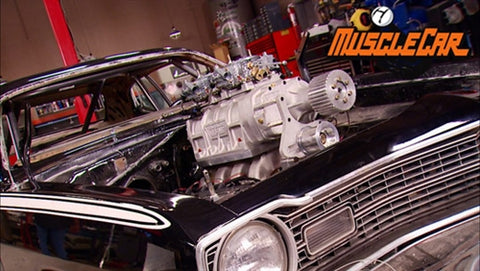 "MuscleCar DVD (2012) Episode 14 - ""Dodge Dart Fuel and Fire"""