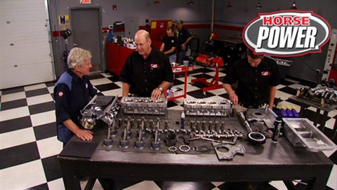HorsePower DVD (2012) Episode 14  - Building the Ultimate True Street Race Engine