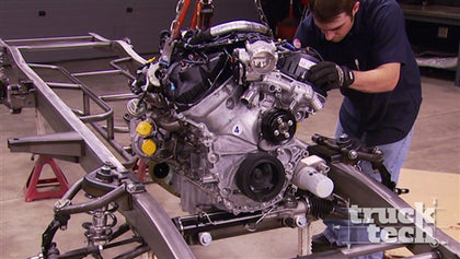 Truck Tech DVD (2015) Episode 1 - Project Basket Case: Eco Boost