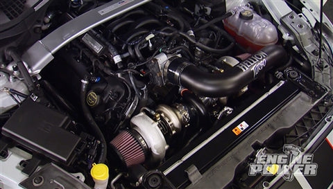 Engine Power DVD (2016) Episode 18 - Twin Turbo GT350R Install