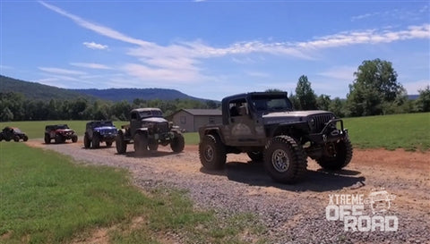 Xtreme Off-Road DVD (2016) Episode 23 - XOR Adventure Ride