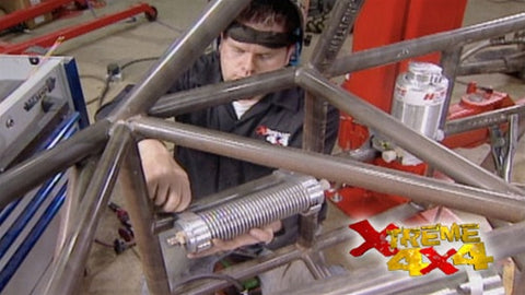 "Xtreme 4x4 DVD (2007) Episode 14 - ""CORR Pro II Trophy Truck - Part 3"""