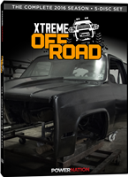 Xtreme Off-Road (2016) Complete Season 5-Disc Set