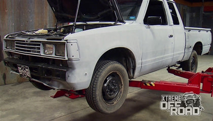 Xtreme Off-Road DVD (2016) Episode 1 - Discount Datsun