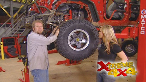 "Xtreme 4x4 DVD (2007) Episode 06 - ""JK Wrangler Dual Build - Camp Jeep"""