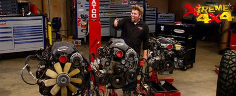 "Xtreme 4x4 DVD (2010) Episode 22 - ""The LS Series Engines for Off Road"""