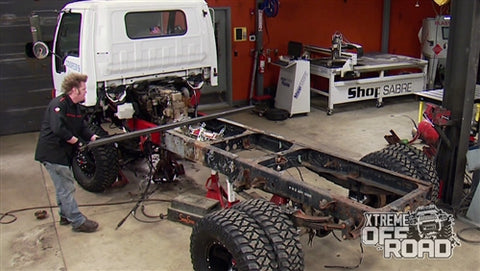 Xtreme Off-Road DVD (2014) Episode 8 - How to Fab a Flat Bed