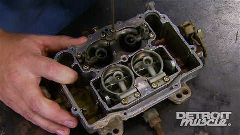 Detroit Muscle DVD (2014) Episode 5 - 4 Barrel Fix