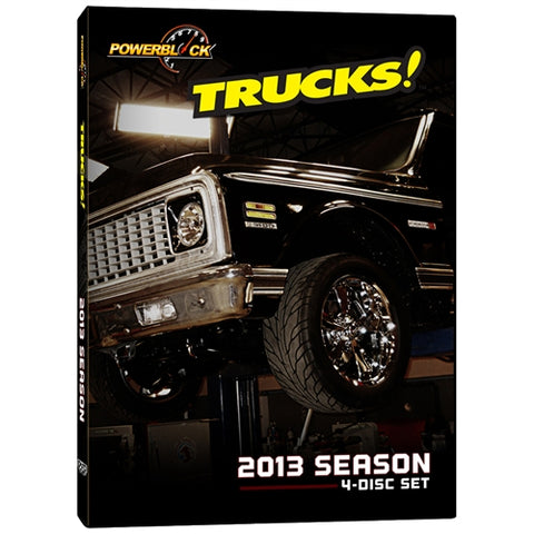 Trucks! (2013) Complete Season 4-Disc Set