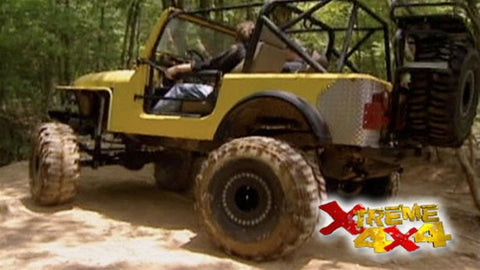 "Xtreme 4x4 DVD (2007) Episode 22 - ""Cheap Jeep returns"""