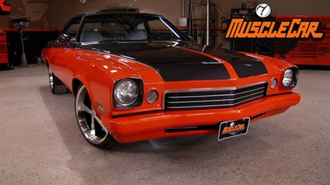 "MuscleCar DVD (2010) Episode 22 - ""Blue Collar Buick Interior and Payoff"""