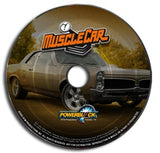 "MuscleCar DVD (2008) Episode 14 - ""Comet Frame Rails & Roll Cage"""