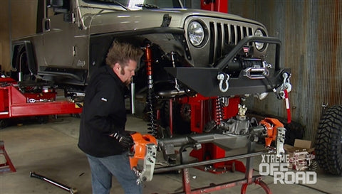 Xtreme Off-Road DVD (2016) Episode 21 - Adventure Jeep Axles